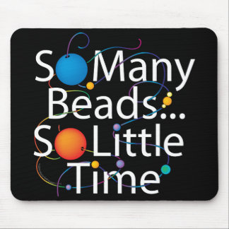 So Many Beads New Mouse Mats