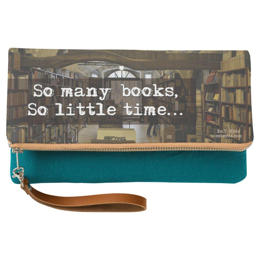 So Many Books Bag