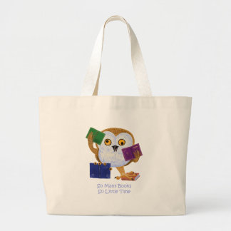 So Many Books So Little Time Tote Bags
