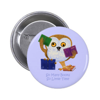 So Many Books So Little Time Pin