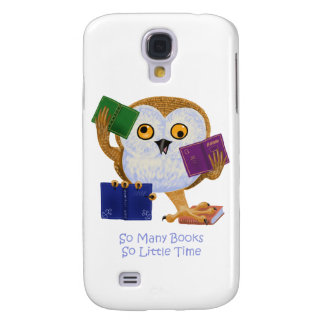 So Many Books So Little Time Galaxy S4 Covers