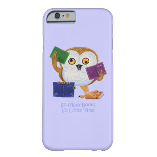 So Many Books So Little Time iPhone 6 Case