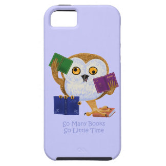 So Many Books So Little Time iPhone 5 Covers