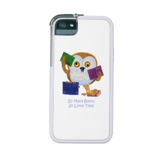 So Many Books So Little Time Case For iPhone 5/5S