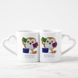 So Many Books So Little Time Couples Coffee Mug