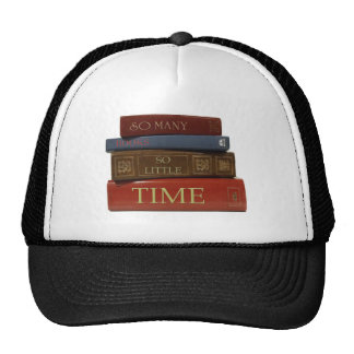 So Many Books So Little Time Trucker Hat