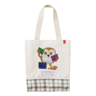 So many books so little time zazzle HEART tote bag