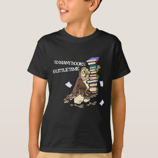 So Many Books T-Shirt