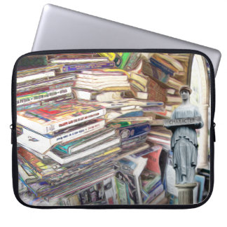 So Many Books To Read Laptop Computer Sleeves