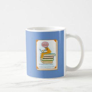 So Many Books to Write Coffee Mug