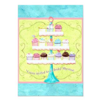So Many Cupcakes, Bridal Shower Invitation