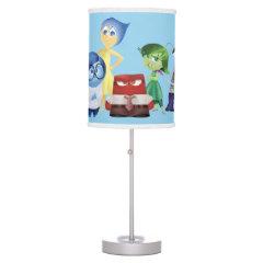So Many Feelings Desk Lamp