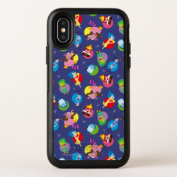 OtterBox Apple iPhone X Symmetry Case with Miles Callisto on his Blastboard design
