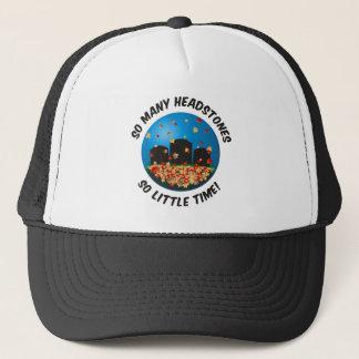 So Many Headstones... Trucker Hat