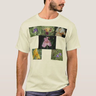 """So many irises, so little space"" apparel T-Shirt"