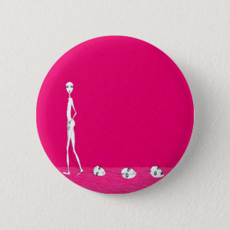 so many moods... pinback button