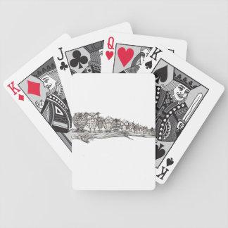 So Many Owls Poker Cards