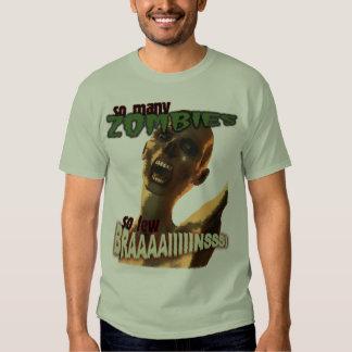 So Many Zombies... T Shirt