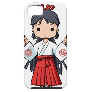 So! Miyako English story Omiya Saitama Yuru-chara iPhone SE/5/5s Case