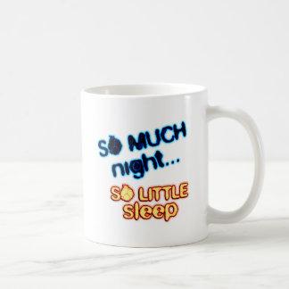 So much night coffee mug