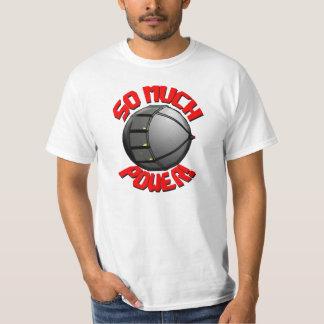 SO MUCH POWER! shirt (design by YoDragonFire)