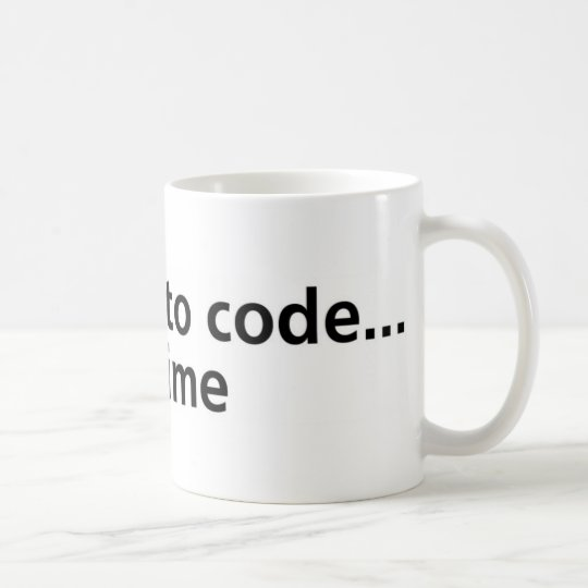 So Much To Code... Coffee Mug