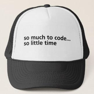 So Much To Code... Trucker Hat