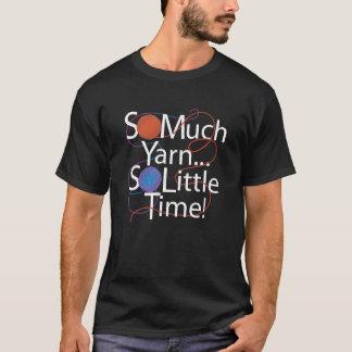 So Much Yarn T-Shirt
