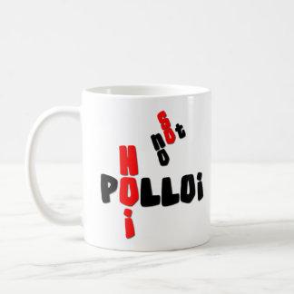 So No Not Hoi Polloi Coffee Mug