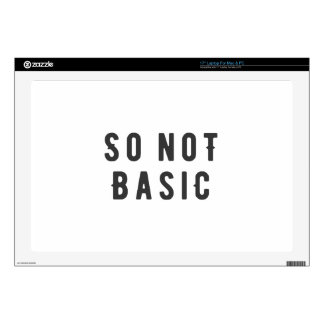So not basic decals for laptops