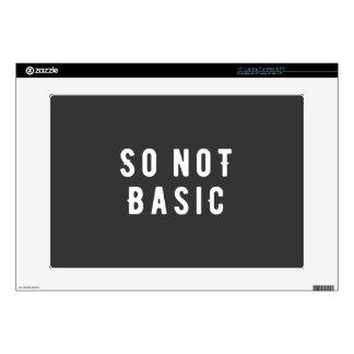So not basic laptop skin