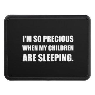 So Precious Children Sleeping Tow Hitch Cover