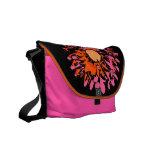 So Pretty Spring Flower  Messenger Bag
