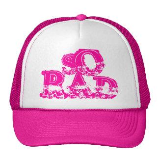 """SO RAD"" CAP by eZaZZleMan ( e_Zazzle_Man ) Mesh Hat"