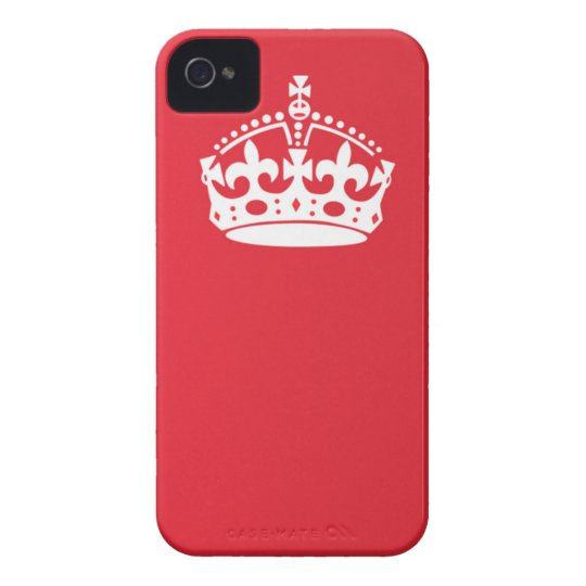 So Radical - Keep Calm iPhone Case