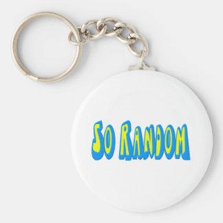 So Random Keychain