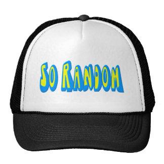 So Random Trucker Hat