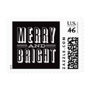 SO RETRO | HOLIDAY POSTAGE