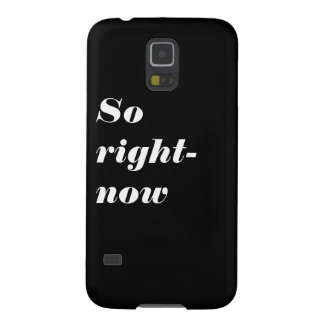 So right-now Samsung Galaxy S5 Barely There Case
