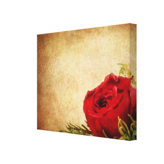So Romantic - Wrapped Canvas Stretched Canvas Prints