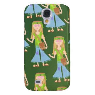 So Sassy Hippie Girl Samsung Galaxy S4 Cover