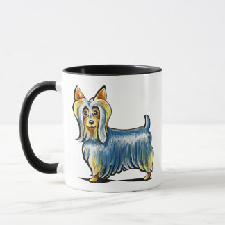 So Silky Terrier Mug