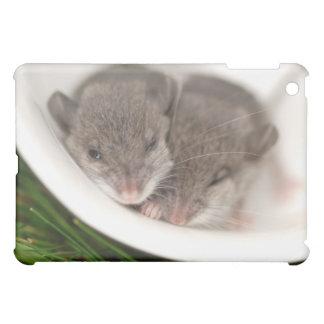 So Sleepy Baby Mice iPad Mini Covers