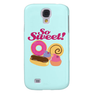 So Sweet Desserts Galaxy S4 Cover