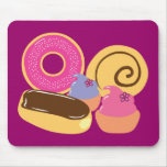 So Sweet Desserts Mousepads