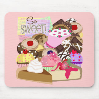 So Sweet! Mouse Pad