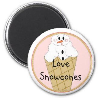 So Sweet Snow Treat Magnet