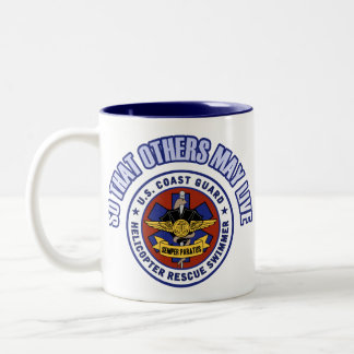 So That Others May Live - Coast Guard Rescue Mug