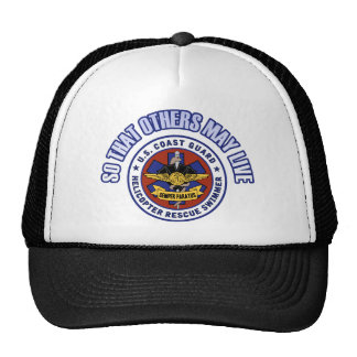 So That Others May Live - Coast Guard Rescue Trucker Hat