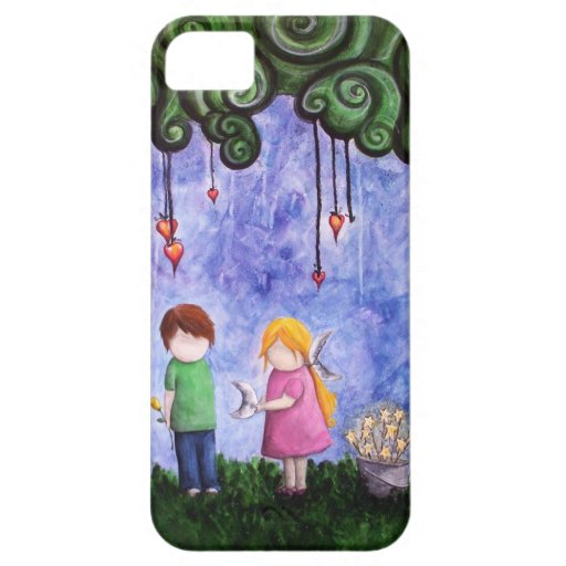 """""""So that you would not forget me"""" iPhone case iPhone 5 Cover"""
